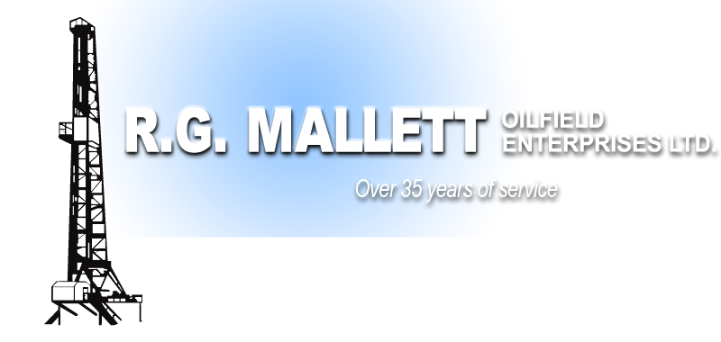 R.G. MALLETT Oilfield Enterprises Ltd.